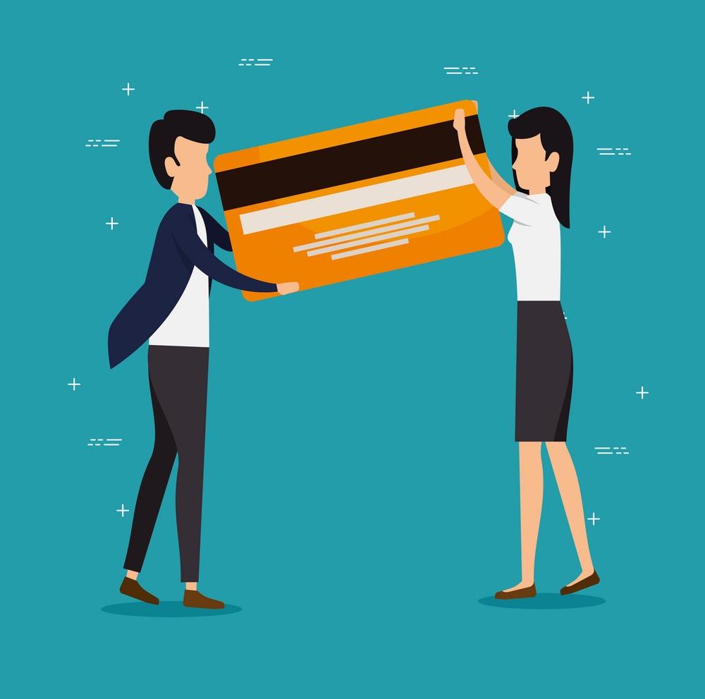 Мужчины и женщины по-разному используют кредитные карты